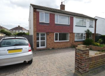 Thumbnail 3 bed semi-detached house to rent in Millfield Manor, Whitstable