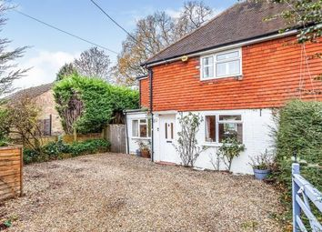 Thumbnail 3 bed semi-detached house for sale in Dorking Road, Kingsfold, Dorking