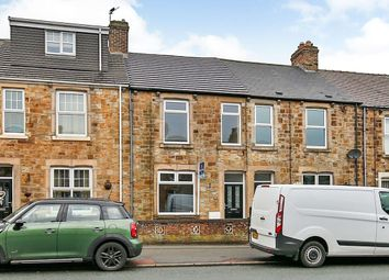 Thumbnail 3 bed terraced house for sale in Medomsley Road, Consett