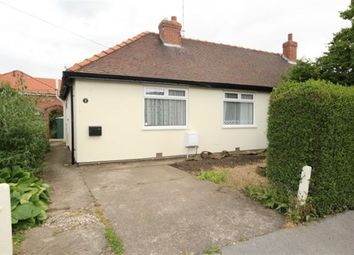 Thumbnail 2 bed bungalow to rent in Elston Place, Selby