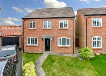 Thumbnail 4 bed detached house for sale in Mulberry Close, Desborough, Northamptonshire