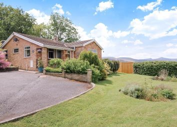 Thumbnail 3 bed detached bungalow for sale in Pennorth, Brecon