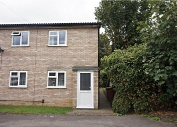 Thumbnail 2 bedroom maisonette for sale in Chessington Gardens, Ipswich