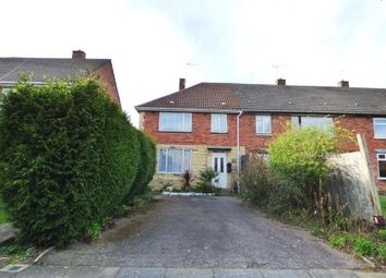 Thumbnail 3 bed end terrace house for sale in Harringworth Road, Leicester