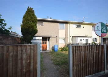Thumbnail 3 bedroom end terrace house for sale in Hillmead, Norwich