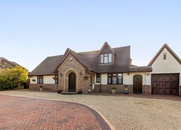 Thumbnail 5 bed detached house for sale in Lone Pine Drive, Ferndown