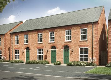 "Thumbnail 3 bed terraced house for sale in ""The Carnel Gi"" at Burton Road, Ashby-De-La-Zouch"