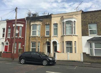 Thumbnail 4 bedroom terraced house to rent in Cruikshank Road, London