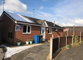 Thumbnail 3 bed bungalow to rent in Bond Close, Warrington