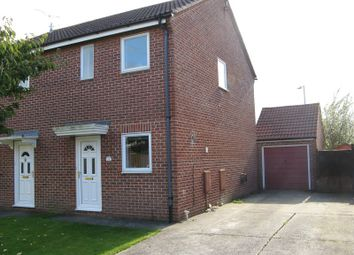 Thumbnail 2 bed semi-detached house for sale in Sleight Close, Yeovil