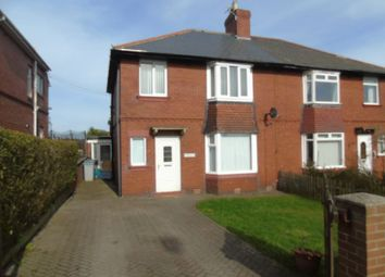 Thumbnail 3 bed semi-detached house for sale in Delves Lane, Consett