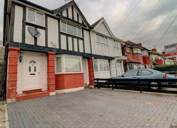 3 bed semi-detached house for sale in Oakington Manor Drive, Wembley HA9