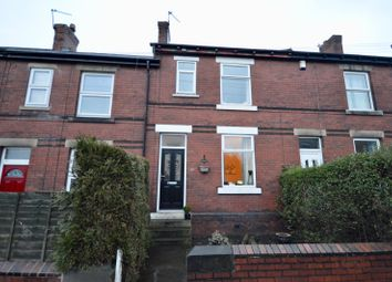 Thumbnail 2 bed terraced house for sale in Manor Road, Ossett, West Yorkshire