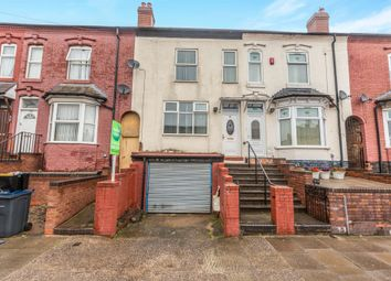 Thumbnail 3 bed terraced house for sale in Kenelm Road, Small Heath, Birmingham