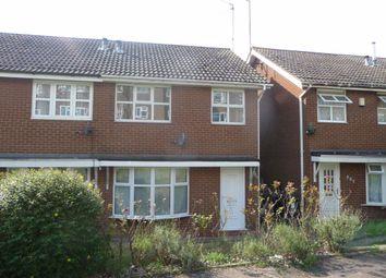 Thumbnail 3 bed property to rent in Reynard Way, Kingsthorpe, Northampton
