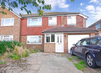 Thumbnail 5 bedroom semi-detached house for sale in St. Marys Road, New Romney, Kent