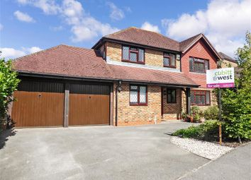 Thumbnail 4 bed detached house for sale in Pondfield Road, Rudgwick, West Sussex