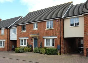 Thumbnail 5 bed link-detached house for sale in Baden Powell Close, Great Baddow, Chelmsford