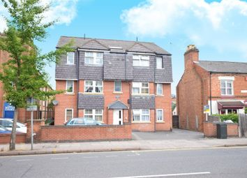 Thumbnail 1 bed flat for sale in Uppingham Road, Leicester