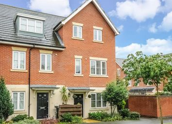 Thumbnail 4 bedroom end terrace house for sale in Cross Way, London