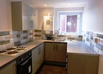 Thumbnail 3 bed flat to rent in High Street, Biddulph, Stoke-On-Trent