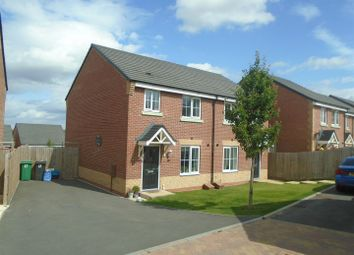 Thumbnail 3 bedroom semi-detached house for sale in Dove Close, Shrewsbury