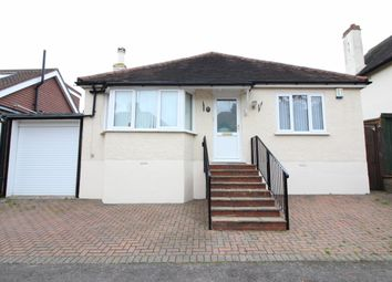 Thumbnail 2 bed detached bungalow to rent in Donnington Road, Worcester Park