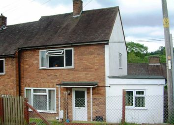 Thumbnail 2 bed semi-detached house for sale in 28, Bron Y Gaer, Llanfyllin, Powys