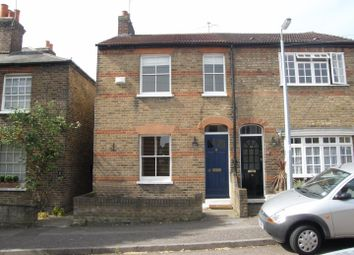 Thumbnail 2 bed semi-detached house for sale in Gladstone Road, Buckhurst Hill