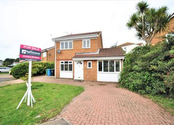 Thumbnail 4 bed detached house for sale in Harrow Avenue, Fleetwood, Lancashire