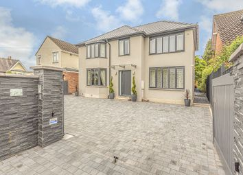 Thumbnail 4 bed detached house for sale in Vineyard Road, Hereford