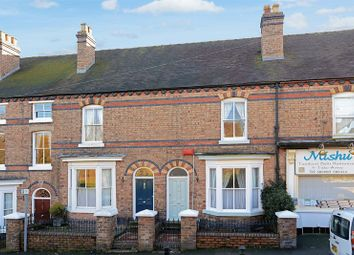 Thumbnail 3 bed terraced house for sale in High Street, Madeley, Telford, Shropshire.