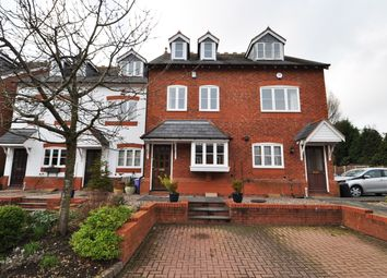 Thumbnail 3 bedroom town house to rent in Victoria Mews, Barnt Green, Birmingham