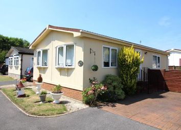 Thumbnail 2 bed mobile/park home for sale in Milford Road, Everton, Lymington