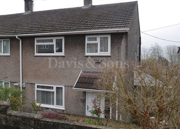 Thumbnail 3 bedroom semi-detached house for sale in Elm Drive, Risca, Newport.