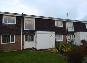 Thumbnail 2 bed flat to rent in Windermere Close, Cramlington