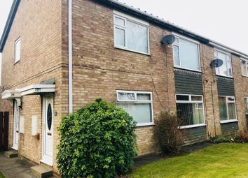 Thumbnail 2 bed flat for sale in Cheadle Avenue, Wallsend