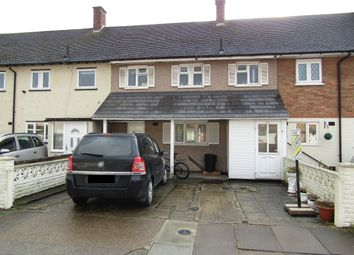 Thumbnail 3 bed terraced house for sale in Tempest Way, Rainham
