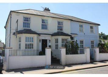 Thumbnail 5 bed detached house to rent in Station Road, Liss