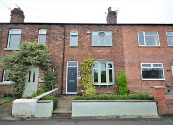 Thumbnail 3 bed terraced house for sale in Thelwall New Road, Grappenhall, Warrington