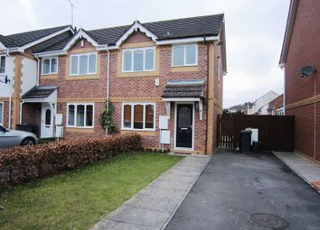 Thumbnail 2 bed end terrace house to rent in Pilgrims Wharf, St. Annes Park, Bristol