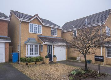 Thumbnail 3 bedroom detached house for sale in Jordayn Rise, Hadleigh