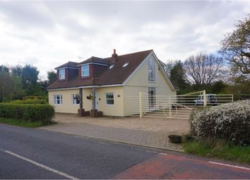 Thumbnail 4 bed detached house for sale in Dowsett Lane, Billericay