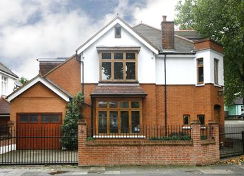 Thumbnail 6 bed detached house to rent in Cole Park Road, Twickenham