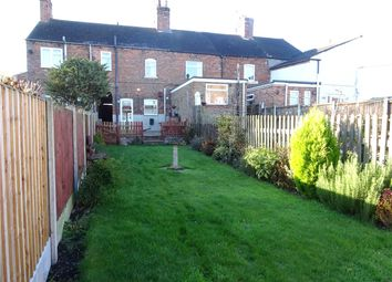 Thumbnail 2 bed terraced house to rent in Bridge Cottages, Barnby Road, Newark