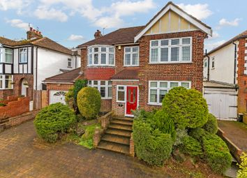 Thumbnail 4 bed detached house for sale in Chadwell, Ware