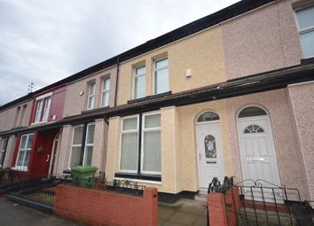 Thumbnail 2 bedroom terraced house for sale in Moore Street, Bootle