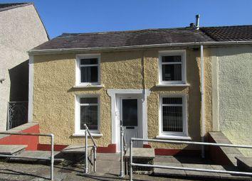 2 bed end terrace house for sale in Cyfyng Road, Ystalyfera, Swansea. SA9