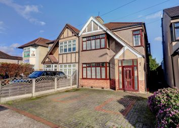 Thumbnail 3 bed semi-detached house for sale in Suttons Lane, Hornchurch