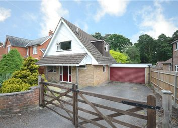 Thumbnail 3 bed detached bungalow for sale in Longdown Road, Sandhurst, Berkshire